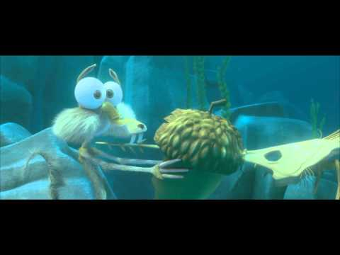 Scrat goes Freediving