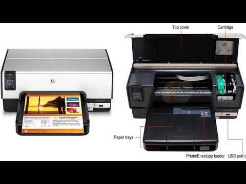 HP Deskjet 6940 InkJet 4,800 DPI Color Printer Prints Up To 36 Pages Per Minute At Affordable Price