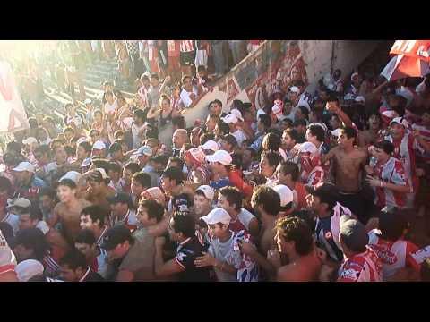 DICEN QUE TAMOS TODOS DE LA CABEZA ♪ - La Barra de la Bomba - Unión de Santa Fe