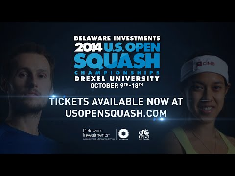 Squash : US Open 2014 Preview