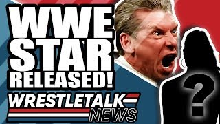Sasha Banks UNHAPPY With WWE? WWE Star RELEASED! | WrestleTalk News Apr. 2019
