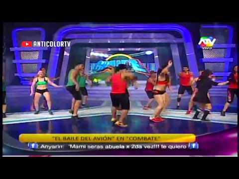 COMBATE El Baile del Avion Nueva Coreografia de combate 14/11/13