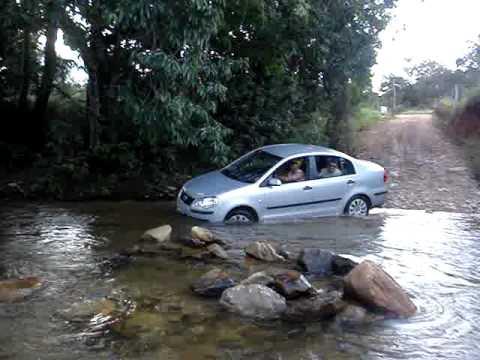 Rallye em Pirenopolis