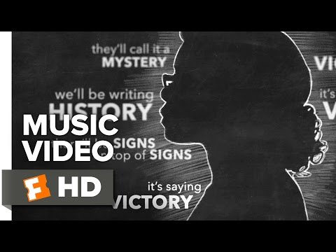 "Hidden Figures - Kim Burrell & Pharrell Williams Music Video  - ""I See A Victory"" (2017)"