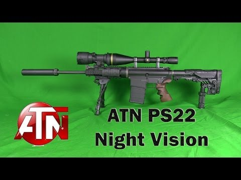 ATN PS22 Night Vision Scope Review