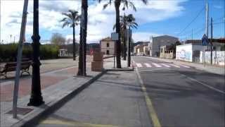 Castellon de la Plana Spain  city photo : Motorhome aire in Segorbe, Castello de la Plana, Valenciana, Spain