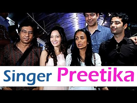Beinteha cast at Preetika Rao's music video launch