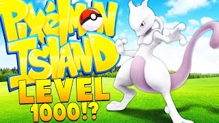 BLOWING UP SPAWN, MY HOUSE, AND LEVEL 1000 MEWTWO - Minecraft Pixelmon Island - Pokemon Mod