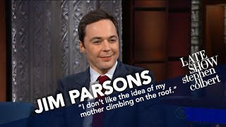 Video Jim Parsons Opens Up About Marriage And Why He Didn't Hurry Into It MP3, 3GP, MP4, WEBM, AVI, FLV Mei 2019