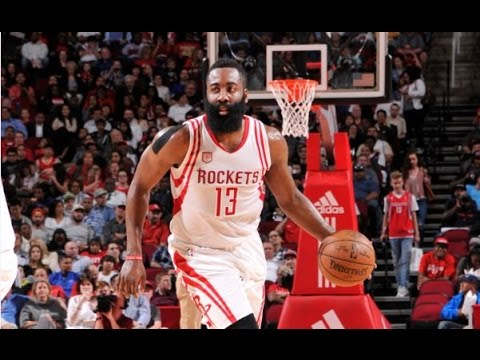 James Harden's Triple Double Powers Rockets Past the Lakers   March 15, 2017