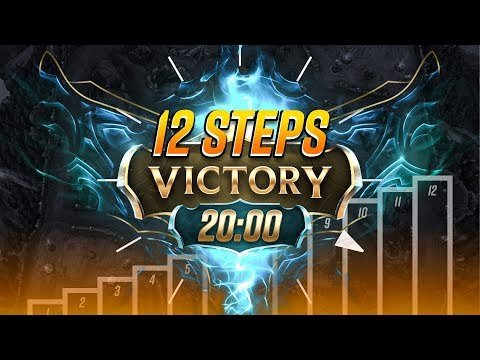The 12 Steps to 20 Minute Wins GUARANTEED as Jungle!