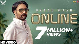 Babbu Maan - Online  | Latest Punjabi Songs | 2016