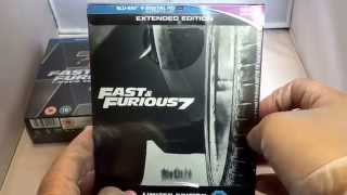 Nonton Fast and Furious 1-7 boxset unboxing Film Subtitle Indonesia Streaming Movie Download