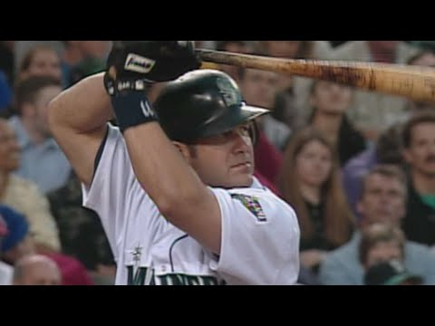 Video: Edgar Martinez homers off Roy Halladay