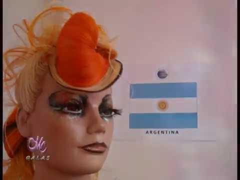 BLOQUE 3 Moda y Coiffeur Misiones Argentina transmitido por Canal 12 Multimedios SAPEM