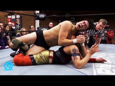 [Free Match] Wheeler YUTA v. Ophidian | Beyond Wrestling #ExtremeWarfareRevenge (CHIKARA MLW EVOLVE)