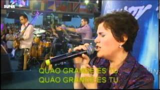 Quão grande és tu – Soraya Gomes