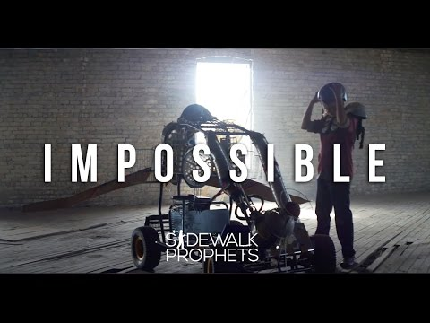 Sidewalk Prophets - Impossible