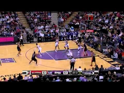 Portland Trail Blazers 94 – Sacramento Kings 90