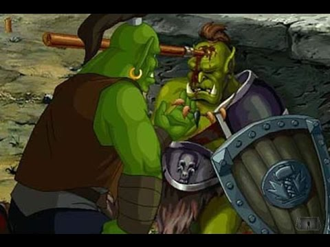 Warcraft Adventures : Lord of the Clans PC
