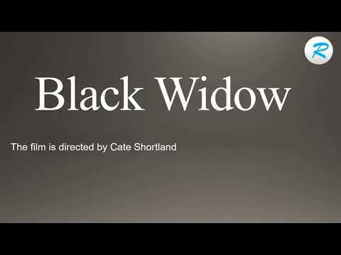 How to pronounce Black Widow | Black Widow Pronunciation | Pronunciation of Black Widow
