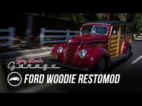 1937 Ford Woodie Restomod – Jay Leno's Garage