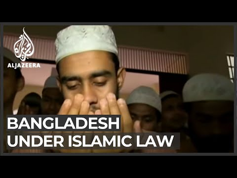 Hifazat wants Bangladesh to run under Islamic law
