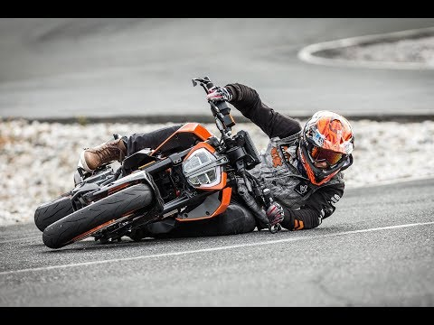 KTM Duke 390 - Supermoto mode | RokON VLOG #37