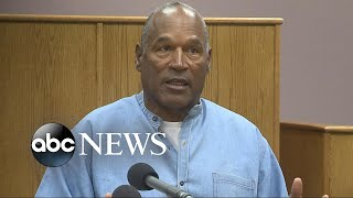 OJ Simpson granted parole after serving almost 9 years in prison: Part 1