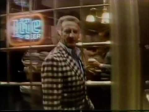 1983 Bob Uecker Miller Lite Beer Commercial