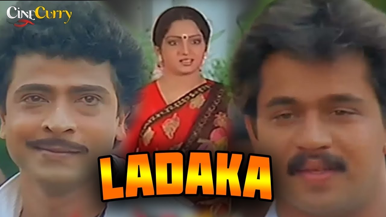 Ladaka l South Masala Movie l Hindi Dubbed Movie l Arjun, Rupini