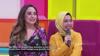Video P3H - Sunan Kalijaga Punya Istri Kedua? Ini Klarifikasi Heidy Sunan dan Salmafina (13/6/19) Part 2 MP3, 3GP, MP4, WEBM, AVI, FLV Juli 2019