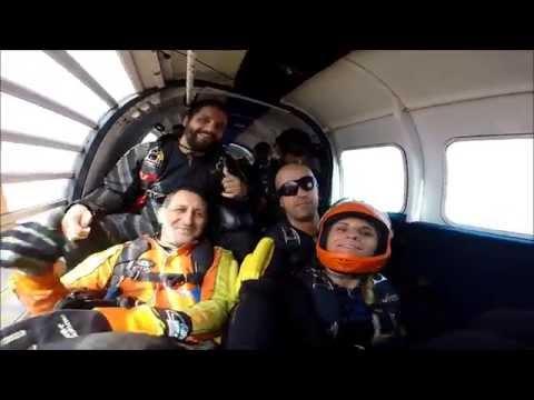 Paraquedismo em Figueira dos Cavaleiros 11/10/2015