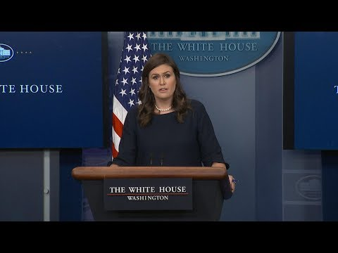 White House press briefing 7/26/17