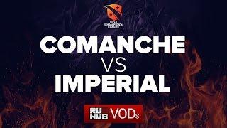 Comanche vs Imperial, D2CL Season 9, game 2 [LightOfHeaveN, Lex]
