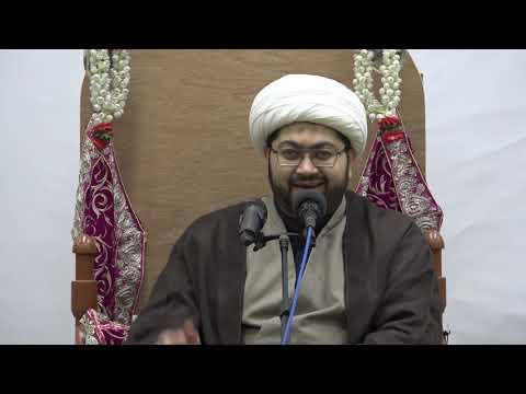 1441 AH – Ramadhan – 25 – Shab – Majlis
