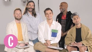 Queer Eye's 'Fab 5' Play the Superlative Game | Cosmopolitan