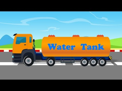 tanker - Watch as toys come to life! This video targets children, stimulating their imagination with the help of colorful objects. Each episode will help the child de...