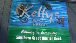 Bargara Australia  city images : Review: Kelly's Beach Resort, Bargara, Queensland, Australia - September 2015