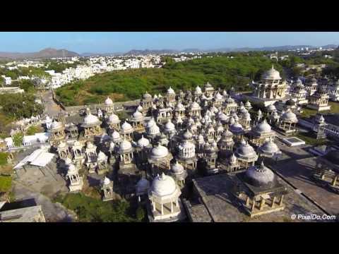 Udaipur Aerial View (Udaipur)