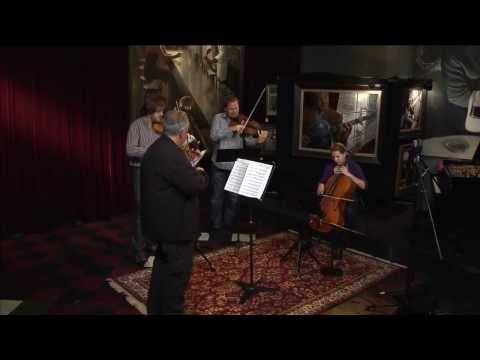 Video - Cohen, Jeremy - Jesusita Polka - World Chamber Series - for String Quartet - Violinjazz Editions | 5510 088