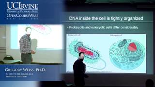 Intro To Chemical Biology 128. Lecture 05. Non-Covalent Interactions, DNA.