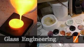 Glass engineering - designing and making photochromic glass