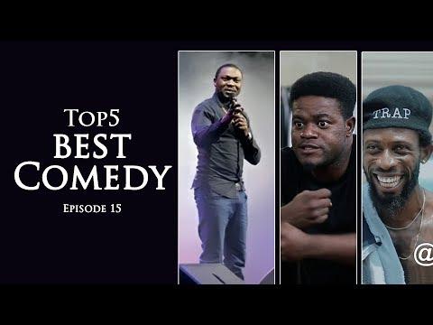 Top 5 Naija Comedy 2019 ft Titus, obus, my flatmate ,destalker, Romeo , aboli,and Prince Hezekiah