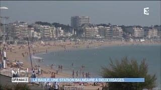 La Baule France  City pictures : La Baule, une station balnéaire à deux visages