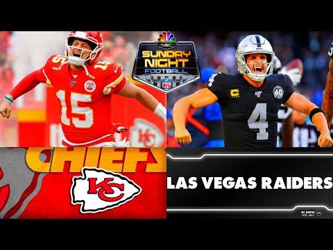 Kansas City Chiefs vs Las Vegas Raiders NFL Week 11 Game Preview 2020
