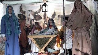 Náhled - Živý betlém ve Zvoli