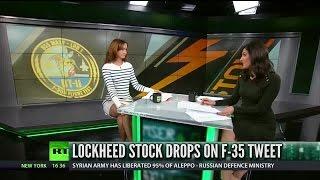 LOCKHEED MARTIN [738] Lockheed Martin shares dive after Trump Twitter attack