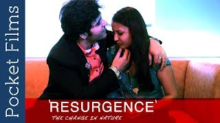 Resurgence is a Hindi short film about a husband and his wife who fight every day. Avinash does not give importance to his family and staff until one day.Subscribe to our channels for a new short film every day - http://goo.gl/lPLIYClick Here to Watch New Releases - http://bit.ly/newreleasesfilmsWatch our TV Show Prime Talkies with PocketFilms on #NDTV Prime every Thursday @ 9 pm (ist)Visit www.pocketfilms.in to know more about us and our activities including films, #contests, updates, etc.Cast & Crew:Director: DHARMENDRA DAVE & BHARAT L. BIRAWATMusic / Sound: JASIMEditor: DINESH KUMARCinematographer: RYN AKActors: VISHAL BHATT, NANDINI PUJARI, FARJAND ALIFor Latest Updates Follow Us on Social PlatformsFollow Us on ►►►►►►►FB - https://www.facebook.com/PocketFilmsInTwitter - http://twitter.com/pocketfilmsinG+ - https://plus.google.com/+PocketFilmsPocket Films' Network Channels  ►►►►►►►Dekh Bhai Dekh - http://bit.ly/dekhbhaidekhLittle Kids Channel - http://bit.ly/LittlekidschannelAre you a film maker? Want to showcase your film / documentary and also generate income? Contact us at -  info@pocketfilms.in