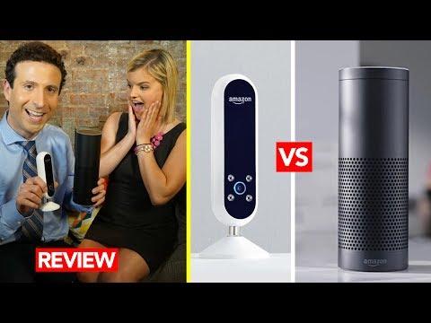 New Amazon Echo Look VS Amazon Echo (Review)